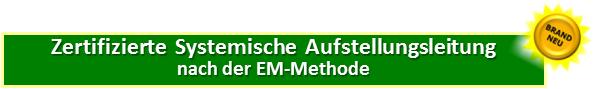 Ausbildung Aufstellungsleitung nach der EM-Methode der EM-Ausbildungsakademie Mag. Margot Eibl Header 2